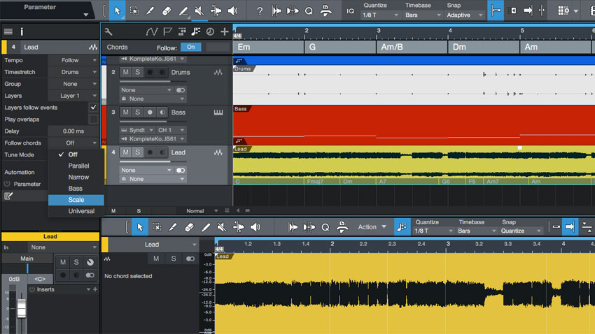 How to use PreSonus Studio One 4's Chord Track | MusicRadar