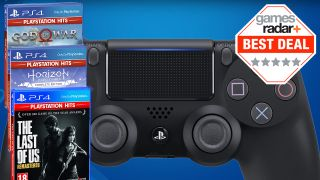 Grab a PS4 controller and one of the best games of the generation for just £40 this Amazon Prime Day