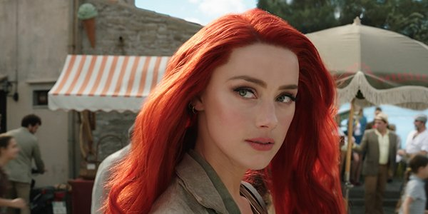 Mera in James Wan's Aquaman movie