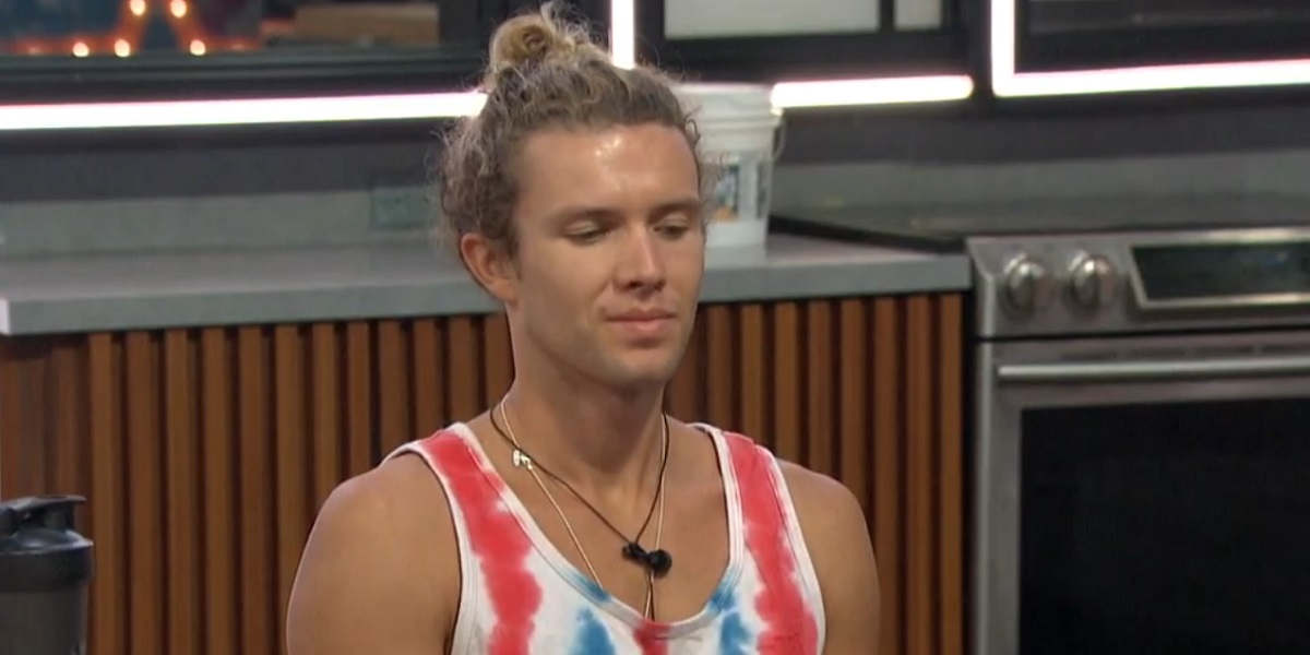 Tyler Crispen Big Brother All-Stars CBS