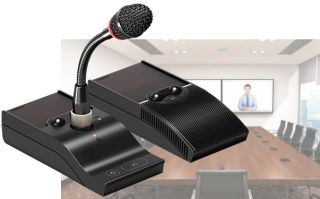 ISE 2018 News: New Wireless Discussion Microphones Elevate the Conversation