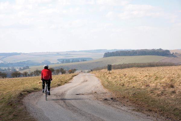 Imber ride, Wiltshire