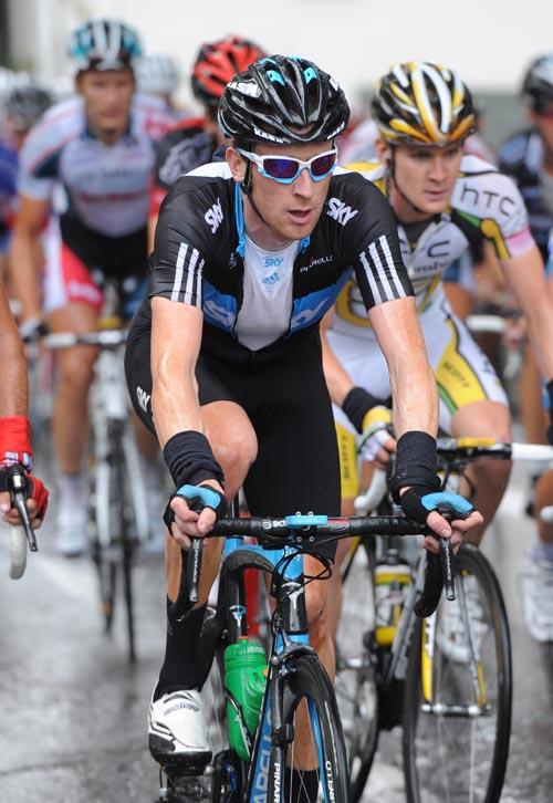 Bradley Wiggins, Giro d'Italia 2010, stage 20