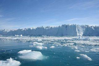 Store Glacier, West Greenland