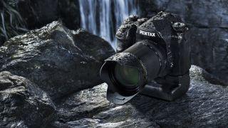Best Pentax cameras: the Pentax K-1 II