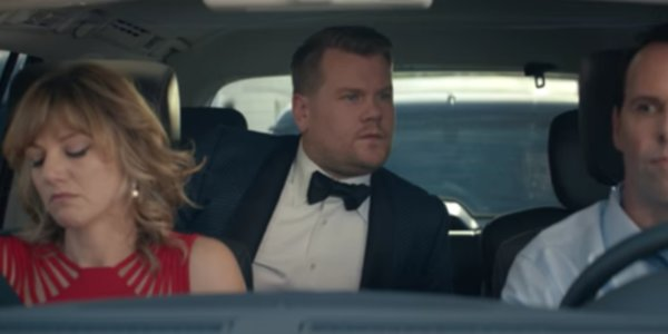 james corden grammys commercial
