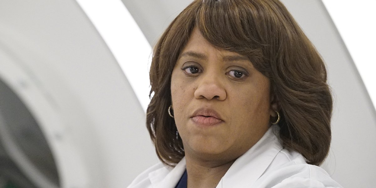 Grey's Anatomy Season 16  Chandra Wilson as Dr. Miranda Bailey ABC