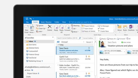 Microsoft Outlook for Office 365 review | TechRadar