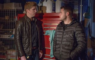 Emmerdale's Robron reunited! Aaron declares to Robert: 'You loved me like nobody ever has before'
