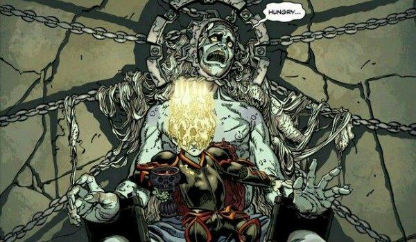 DC Comics hades