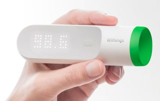 The Thermo smart thermometer from Withings.