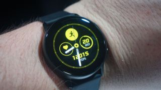 Samsung Galaxy Watch Active Vs Samsung Galaxy Watch Techradar