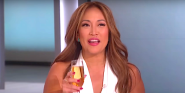 The Touching Reaction The Talk's Carrie Ann Inaba Had When She Learned She'd Be Replacing Julie Chen