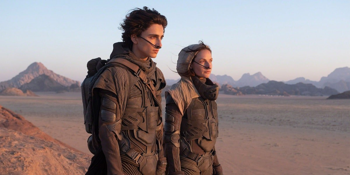 Looks Like Dune's HBO Max Release Might Not Be Set In Stone, And You Can Thank Godzilla
