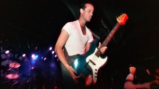 Robert DeLeo of Stone Temple Pilots during Rock for Choice 1993 at The Palladium in Hollywood, CA, United States