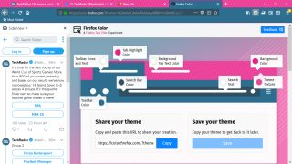 Make Firefox your own with two new experimental features: Color and