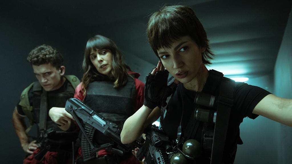 TV Tonight How will things end for Tokyo (Ursula Corbero) and co?