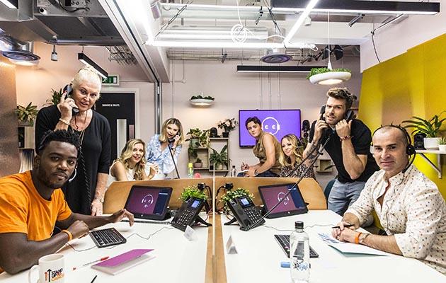 Celebrity Call Centre