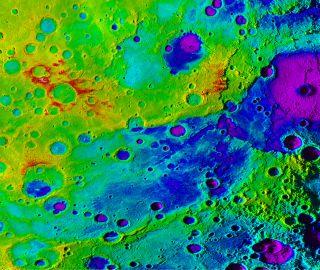Great Valley on Mercury