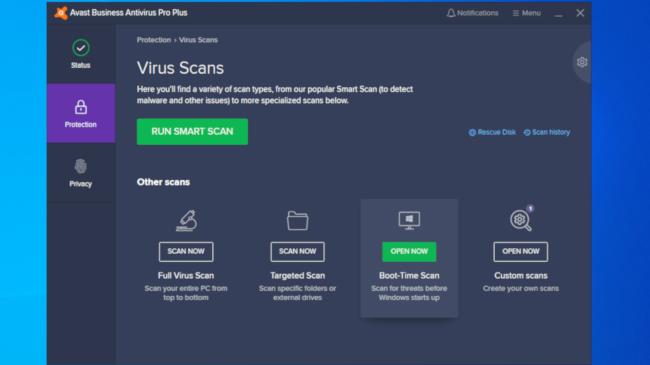 Avast Business Antivirus Pro Plus 6