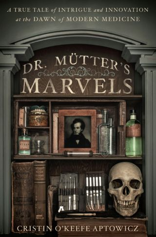Dr. Mutters Marvels book cover