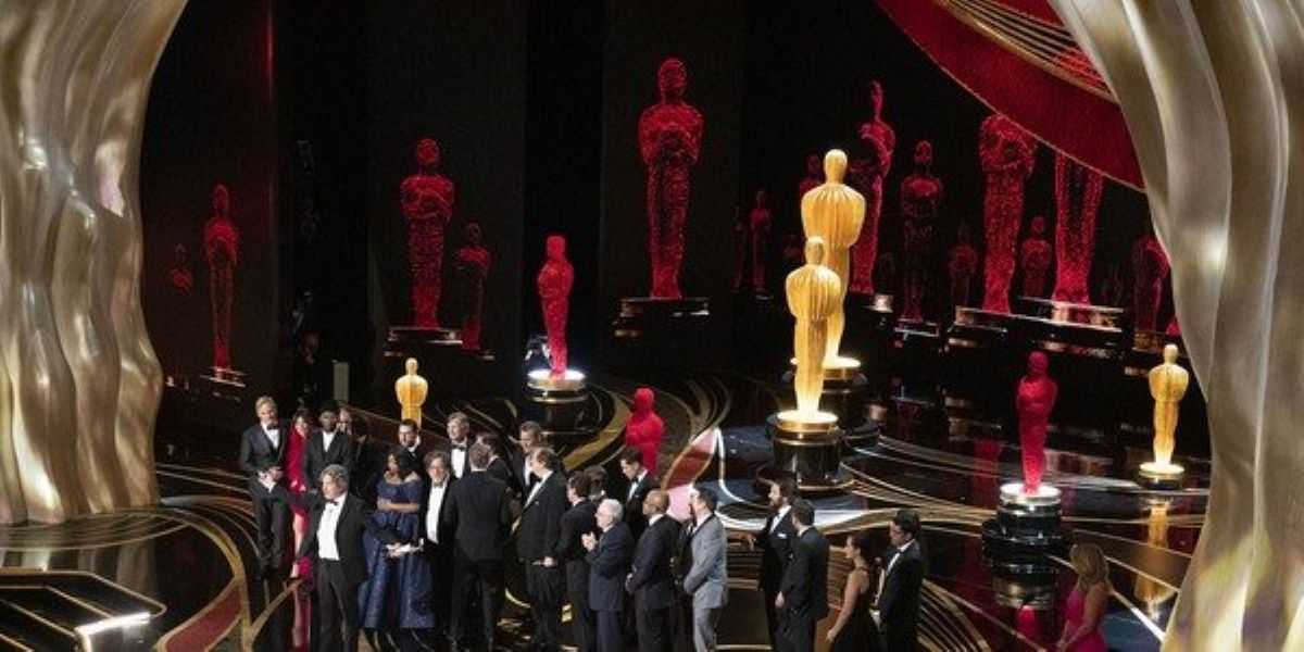 Oscars Dolby Theater