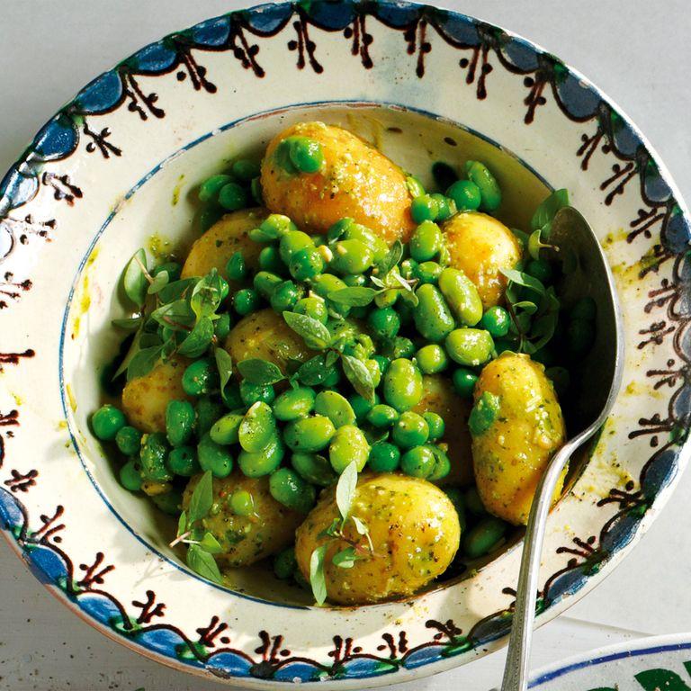 Pesto Potato Salad photo