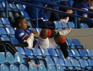 Rangers v St Johnstone – Scottish Premiership – Ibrox Stadium