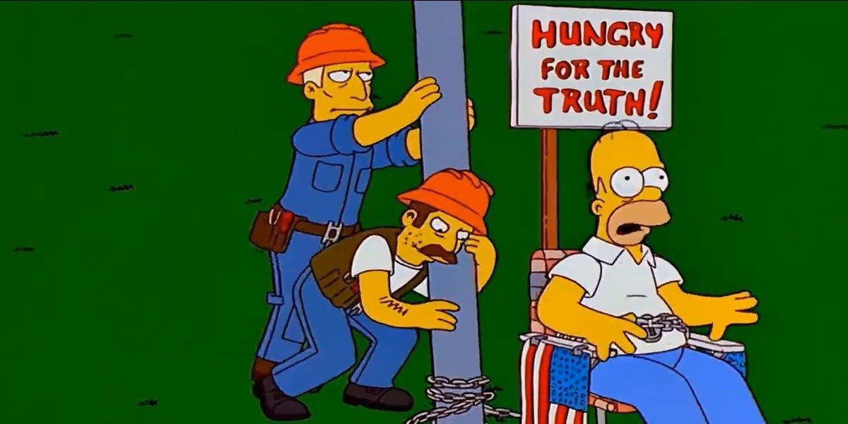 """Hungry, Hungry Homer"""