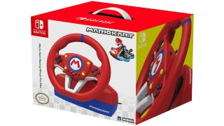 Play Mario Kart like never before with this officially licensed Nintendo Switch wheel