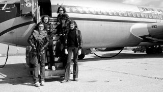 Deep Purple in 1974