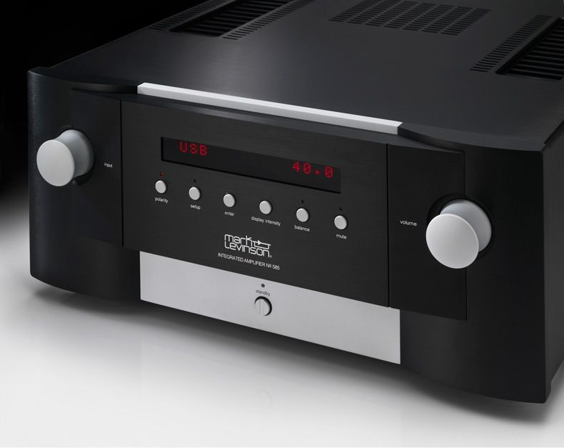 Mark Levinson S No 585 Integrated Amp On Sale In December