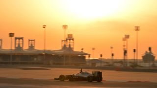 Dazzling live F1 action from the Bahrain Grand Prix