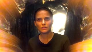 Annihilation s Lena Natalie Portman stares into something bright and terrible