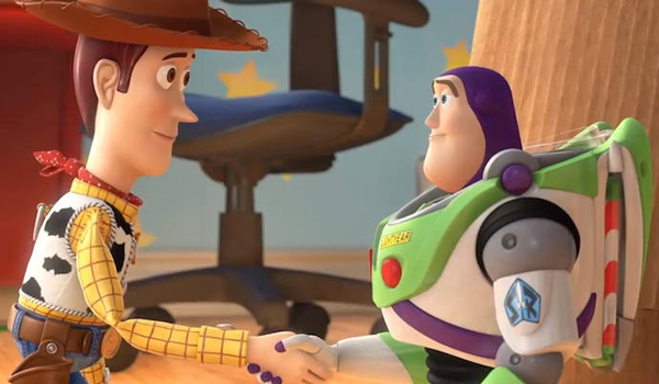 Toy Story 4 Not A Buddy Comedy With Woody And Buzz