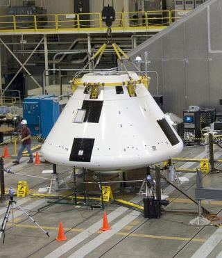 NASA's Orion Lifeboat Makes Waves for Boeing's Commercial Spaceship Plan