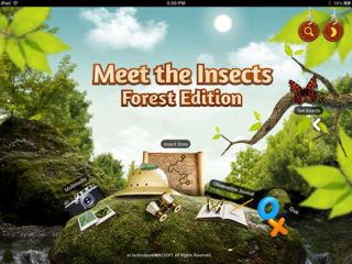 Insect App Inspires Learning With Amazing Graphics, Fascinating Facts