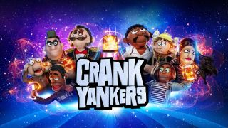 Crank Yankers on Comedy Central