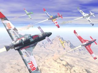 Rocket Racing: New League Promotes High-Flying Contest