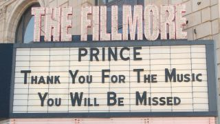 The Fillmore pays tribute to Prince