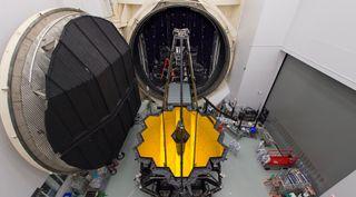 jwst, james webb space telescope