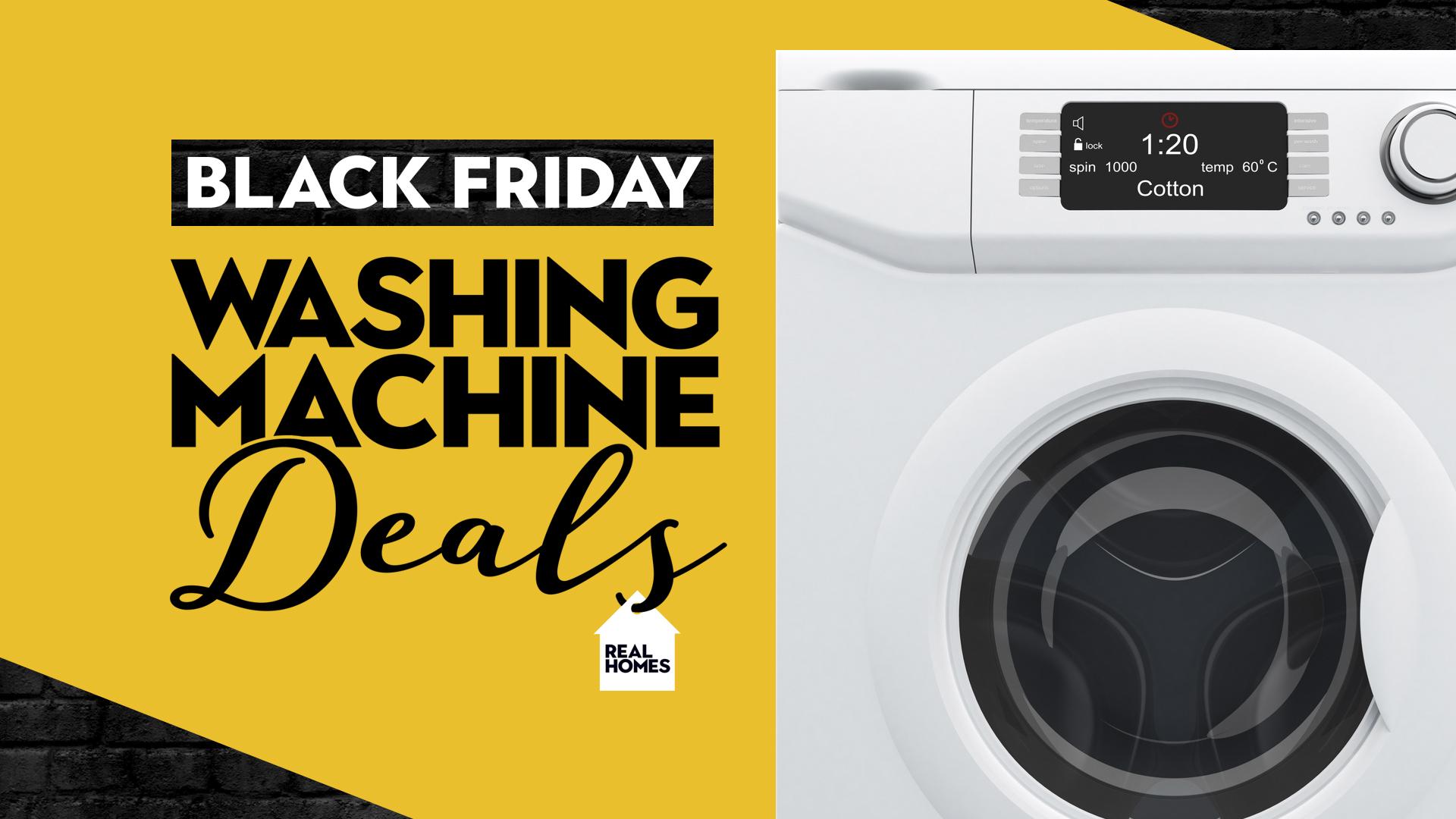 Black Friday Washing Machine Deals Real Homes