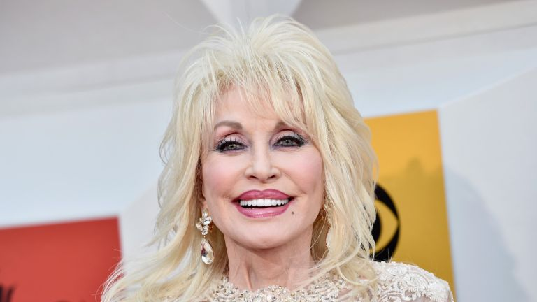 LAS VEGAS, NEVADA - APRIL 03: Singer-songwriter Dolly Parton attends the 51st Academy of Country Music Awards at MGM Grand Garden Arena on April 3, 2016 in Las Vegas, Nevada.