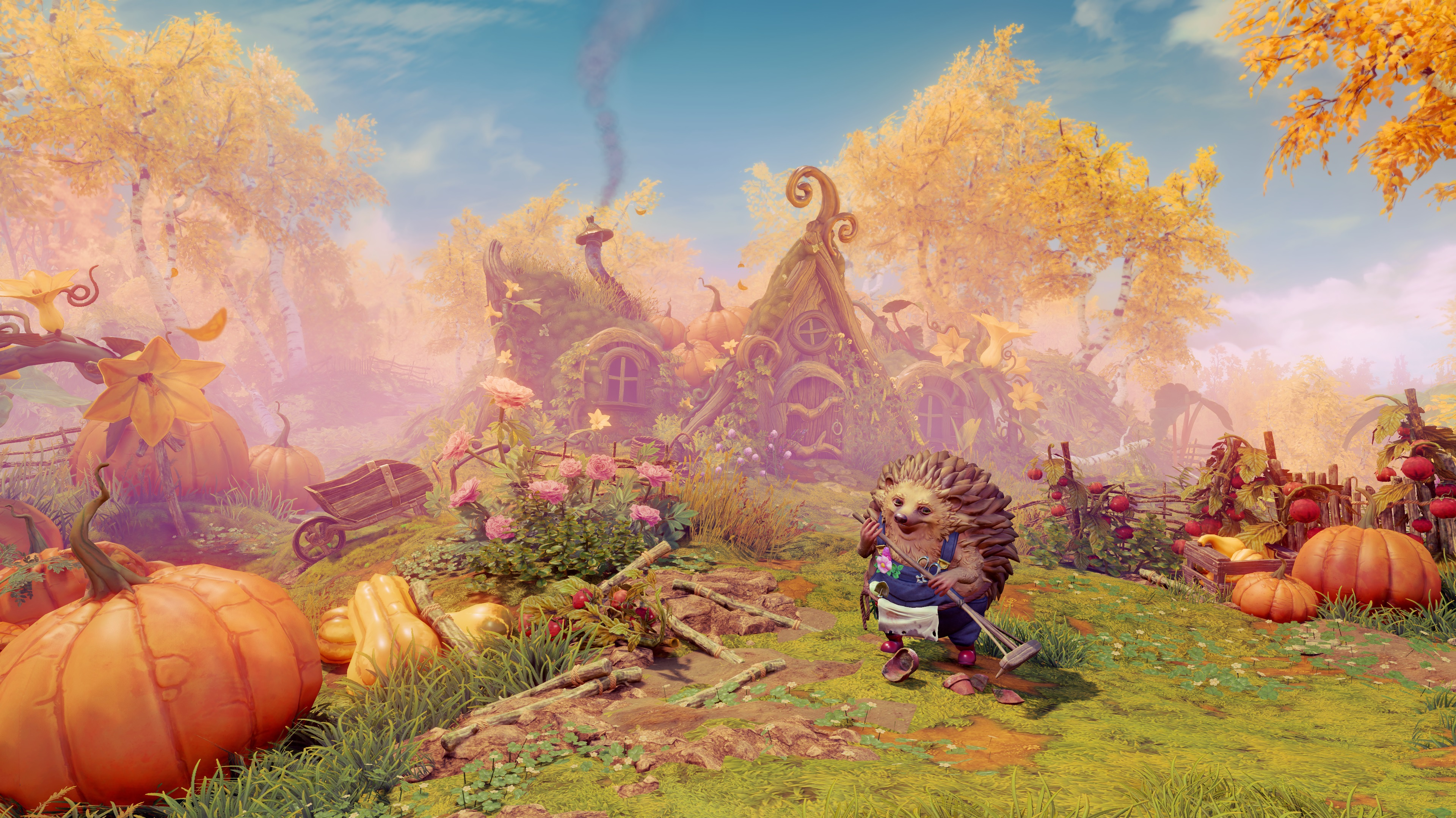 Trine 4 ditches 3D and is due out this year | PC Gamer