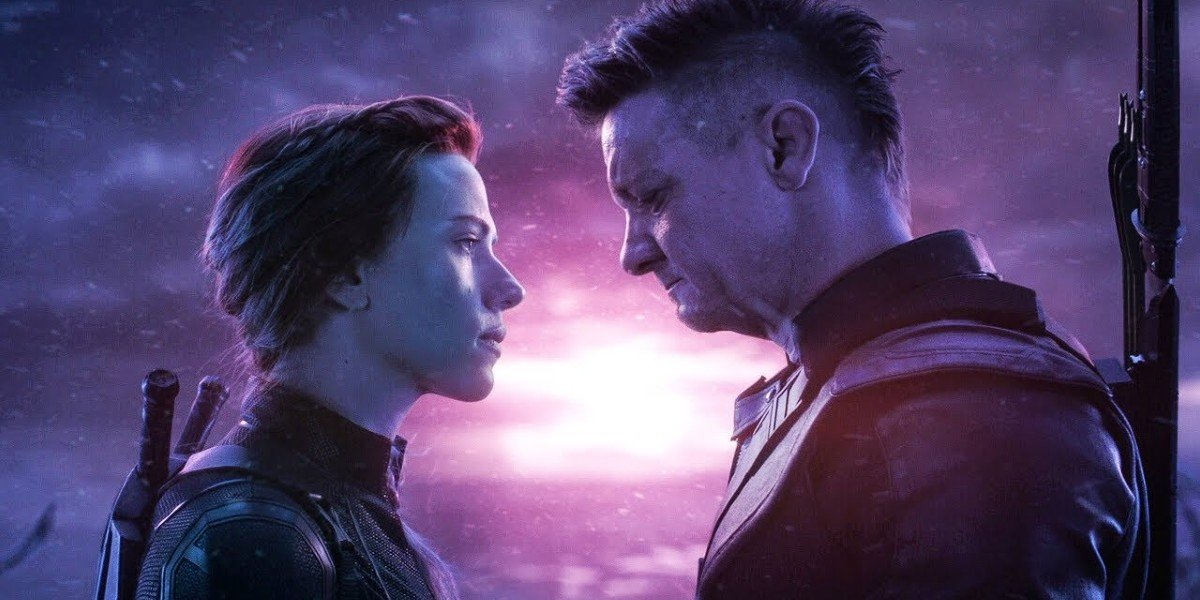 Scarlett Johansson, Jeremy Renner - Avengers: Endgame