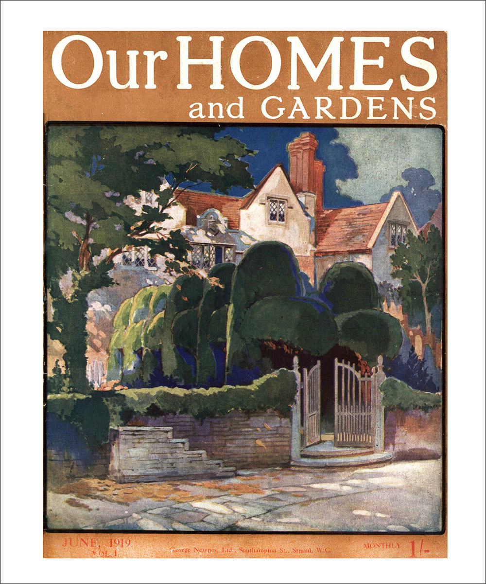 H G 100 Years The History Of Homes Gardens Homes Gardens