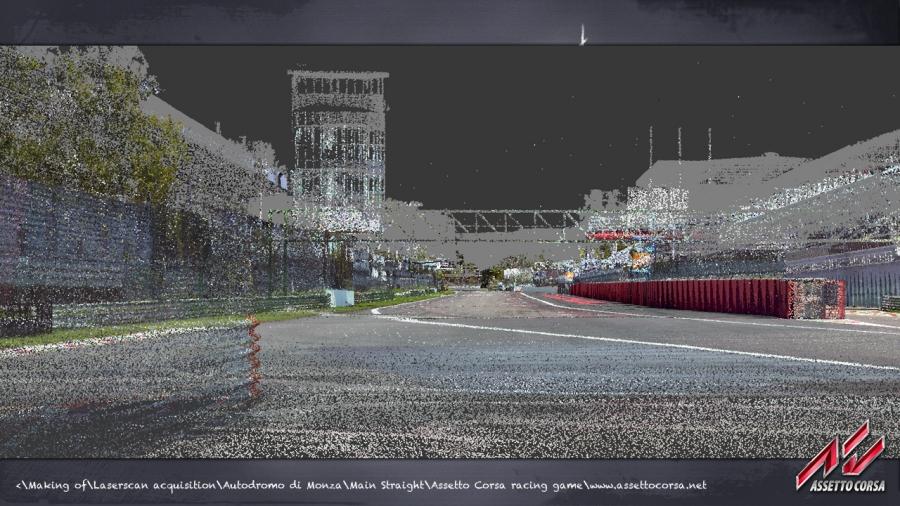 Assetto Corsa Features Autodromo Di Monza, New Screenshots Released #20600