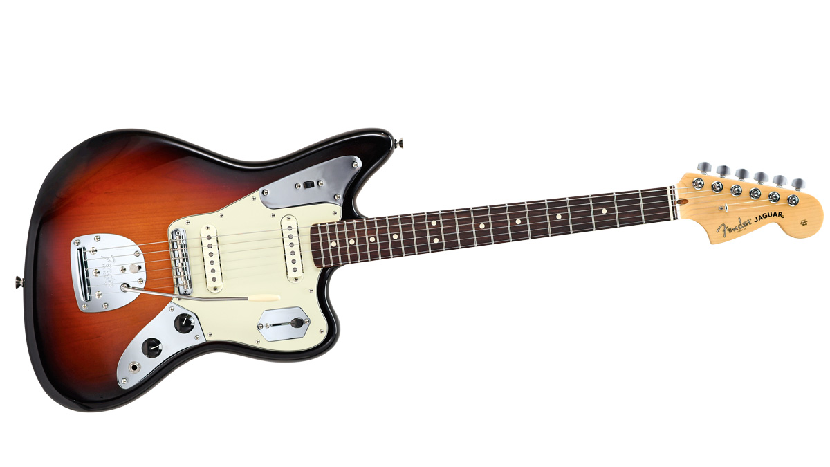 Fender American Professional Jaguar Review Musicradar