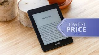 Kindle Paper White waterproof ereader