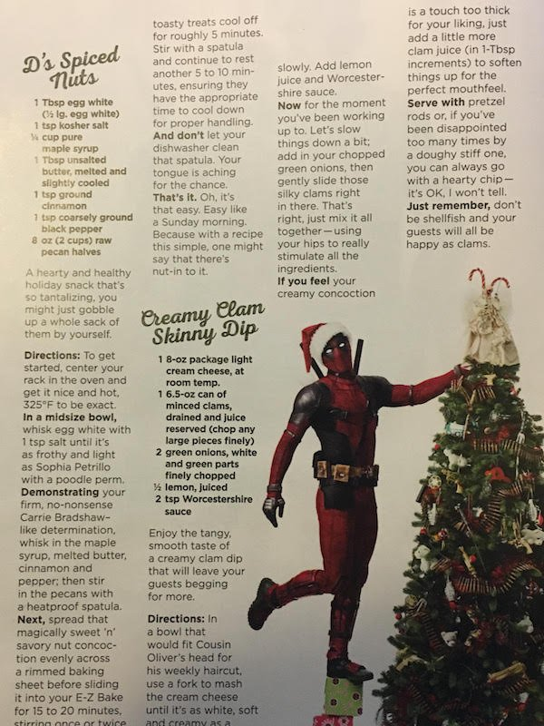 Deadpool magazine
